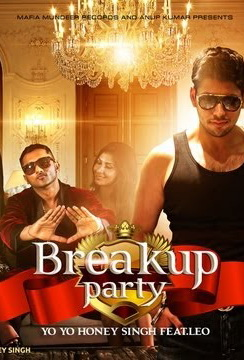 Yo yo honey singh breakup party ft. Leo full hd song & audio hq.