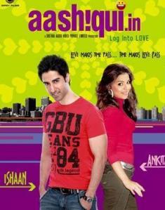 ISHQ BADA SANGDIL lyrics from Aashiquiin movie / album - www